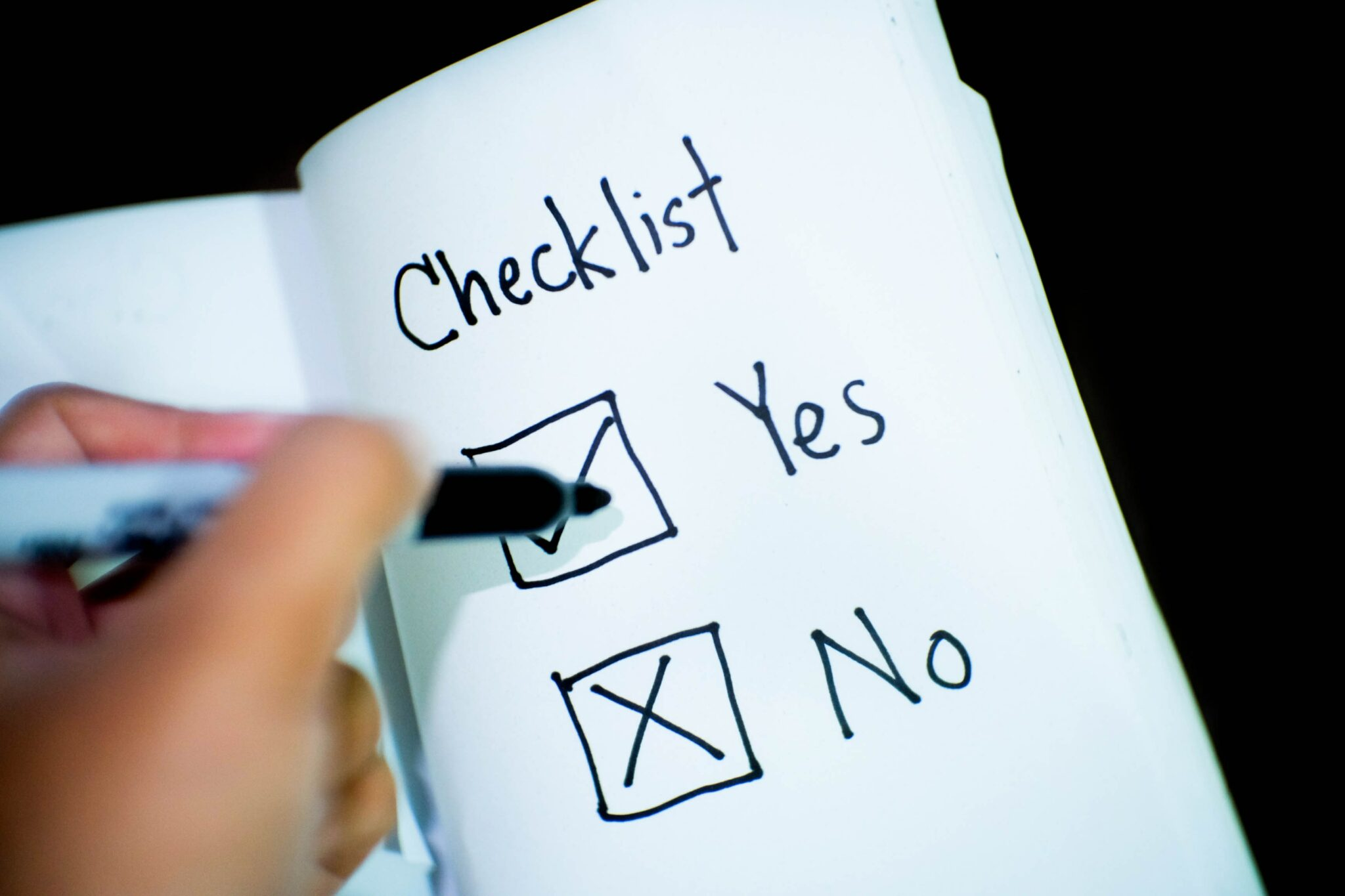 The Doctor Appointment Checklist