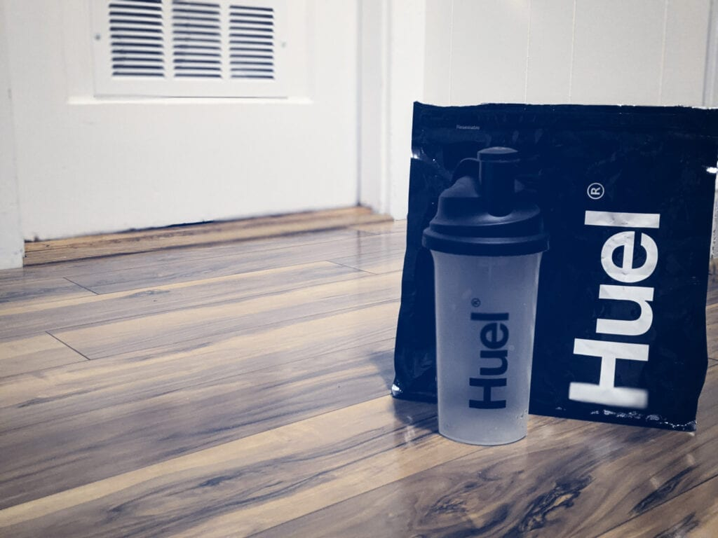 Huel For Runners – Complete Nutrition in a Drink